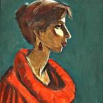 Таня х.м.,80х60 1993