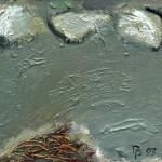 Три облака х.м. 33х39 1997